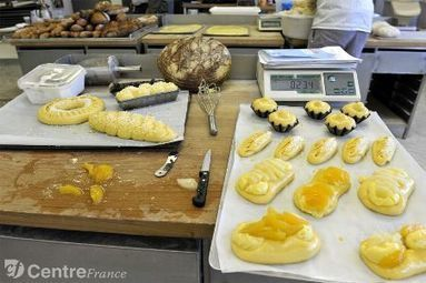 Un label fait maison pour les viennoiseries | Le Berry.fr | Actu Boulangerie Patisserie Restauration Traiteur | Scoop.it