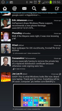 24 insanely great Twitter apps for Android | Spazio mobile | Scoop.it
