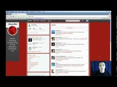 Twitter Tutorial 2013 - Introduction and User I | Best Videos On YouTube | Scoop.it