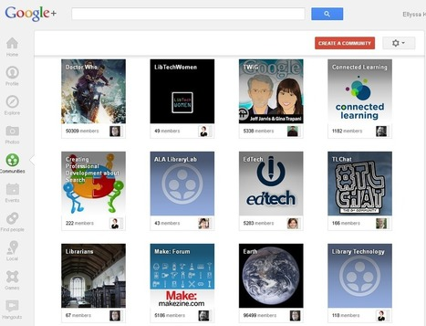 6 Quick Steps to Get Started with Google+ - iLibrarian | An Eye on New Media | Scoop.it