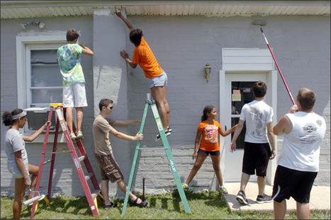 Community Service Requirements Seen to Reduce Volunteering | EdD etc. | Scoop.it