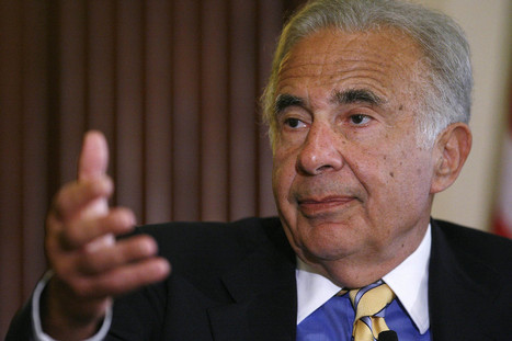 eBay 'on guard' after Icahn challenges board to TV duel - New York Post | eBay business | Scoop.it