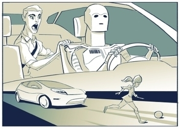 The ethics of driverless cars   Sustain Our Earth   Scoop.it