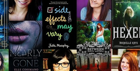 2014 Debut Author Preview: Amazing New YA   YA Authors   Scoop.it