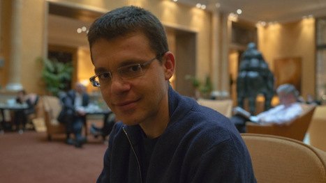 Max Levchin talks about data, sensors and the plan for his new startup(s) | GigaOM Cleantech News | @The Convergence of ICT & Distributed Renewable Energy | Scoop.it