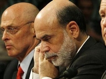 Bloomberg To Bernanke: Sorry, But Our Report About The Fed Rescuing Banks Is On Point | Commodities, Resource and Freedom | Scoop.it
