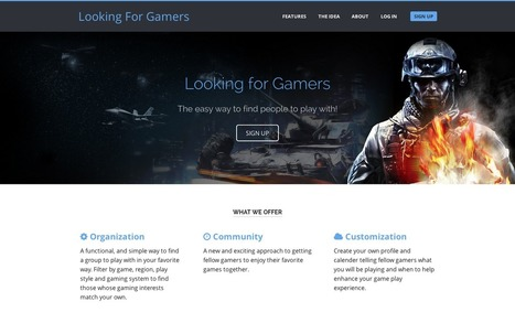 Looking for Gamers | Startup News & Startups | Scoop.it