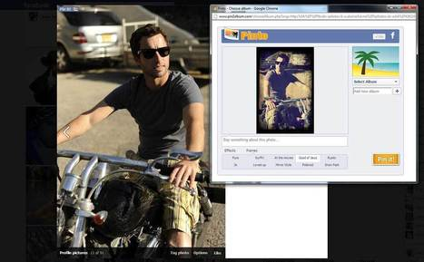 How to Create Awesome Images for Facebook with Pinto | The Perfect Storm Team | Scoop.it
