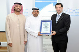 ADAC's Airport Operations first Airports Company in the region to achieve ISO 9001: 2008, ISO 14001: 2004 and OHSAS 18001:2007 certifications - Travelandtourworld.com   Environment Management System   Scoop.it