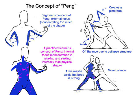 Chen Style Taijiquan Basics: Illustrated | Internal Martial Arts | Scoop.it
