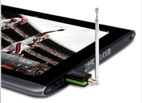 Geniatech PT115m and PT115e USB DVB-T Sticks Let You Watch Digital TV on Tablets and mini PCs | MiniPC | Scoop.it