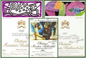 Vin : un musée pour les étiquettes créées par Picasso et Andy Warhol   Actualités   L'actu culturelle   Scoop.it