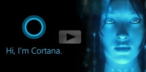 Cortana Is Your New Personal Assistant | mobile app development | Scoop.it