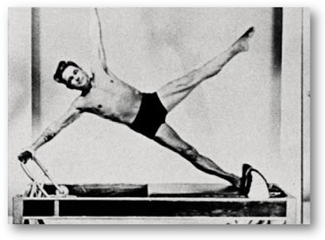 A birthday tribute to the (half-naked) father of Pilates | A Stronger Life Through Pilates and Yoga | Scoop.it