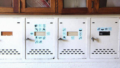 Mailbox Stickers Offer An Analog View Of Your Neighborhood's Sharing Economy | The sharing economy | Scoop.it