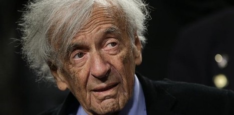 Elie Wiesel, mort d'un infatigable messager de la mémoire de la Shoah | Petites sélections pour un bon usage de la littérature au lycée | Scoop.it