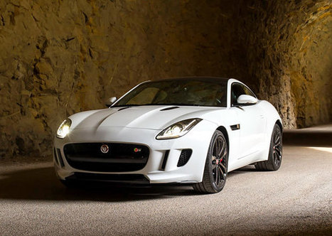 Can the Jaguar F-Type R Coupe Kill the Porsche 911?   How cool it is?!   Scoop.it