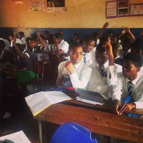 Untapped learning potential of technology in Africa | theconversation | A Internet e nós (The Internet and us) | Scoop.it