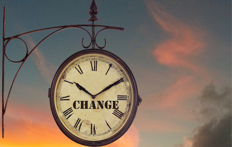 Why Change Is So Hard And How To Lead And Be the Change In 5 Simple Steps | New Leadership | Scoop.it