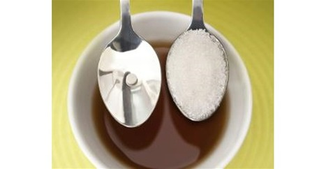 Artificial sweeteners linked to glucose intolerance | Food, Health and Nutrition | Scoop.it