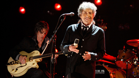 Bob Dylan Receives France's Highest Honor After Controversy - Hollywood Reporter   binNotes France - Wine & Culture   Scoop.it