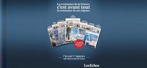 7 éditions régionales pour Les Echos | Les médias face à leur destin | Scoop.it