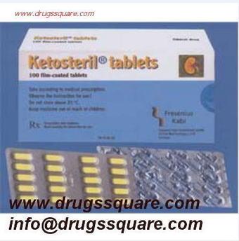 Buy Ketosteril 600 mg Tablet,Buy Online kidney Medicine | Weight Loss Pills | Scoop.it