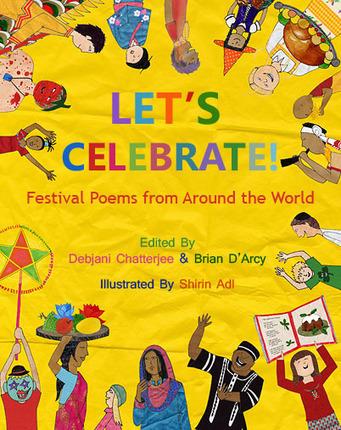 Shirin Adl Illustrator Children's Books Let's Celebrate-Festival Poems from Around the World   Teaching Customs and Celebrations   Scoop.it