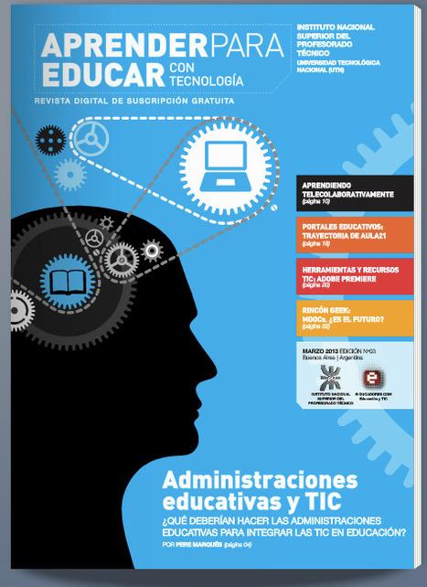 TIC Champagnat: PublicaciónTICCH: Aprender para Educar con Tecnología | TICCH | Scoop.it