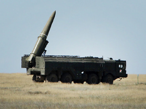 Russian Army Chief Visits Missile Academy ~ Star Defense   Russian Army   Scoop.it