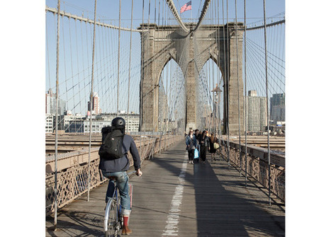America's Best Bike Cities: 7. New York City   Bicycling Magazine   Local Economy in Action   Scoop.it