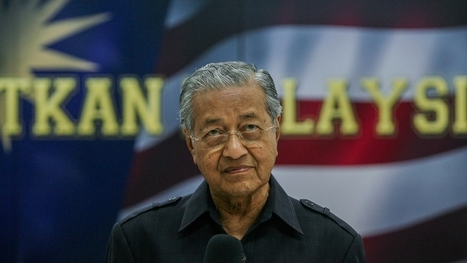 Mahathir Mohamad on corruption and 'saving Malaysia' | CLOVER ENTERPRISES ''THE ENTERTAINMENT OF CHOICE'' | Scoop.it