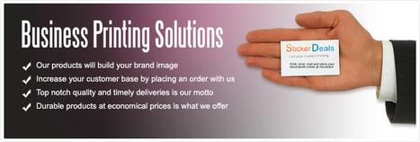 Get Your Online Printing Needs At Sticker Deals | Stickers on GOOD | StickerDeals | Scoop.it