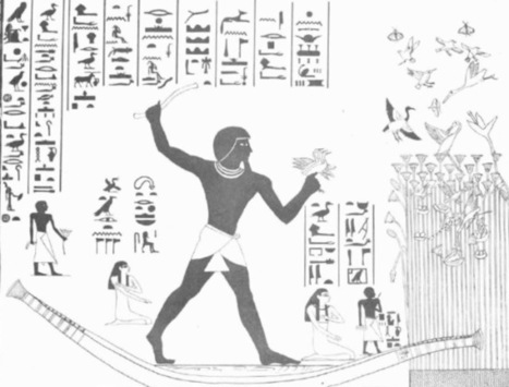 A female administrator in ancient Egypt | Herstory | Scoop.it
