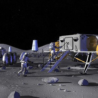 This Is Lunarcrete, a Building Block for Moon Colonies | Space matters | Scoop.it