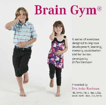 Brain Gym - Kinesiología Educativa o Gimnasia Cerebral | Gimmnasia cerebral | Scoop.it