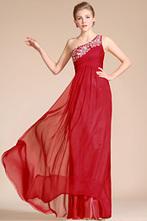 [EUR 69,99] Carlyna 2014 Nouveauté Rouge Une Bretelle Rouge Robe de Soirée(C36140202) | 2014Carlyna | Scoop.it