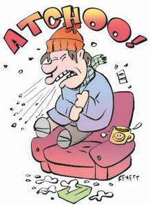 Sciencuriosities: ¿Causa el frío los resfriados? ¡NO!... ¿Entonces? | Sciencuriosities | Scoop.it