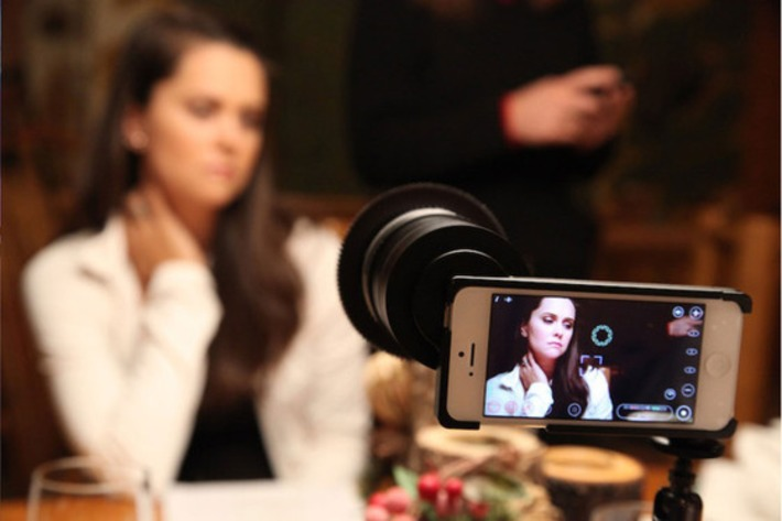 The iPhone 6's New Camera Could Forever Change Filmmaking | Machinimania | Scoop.it