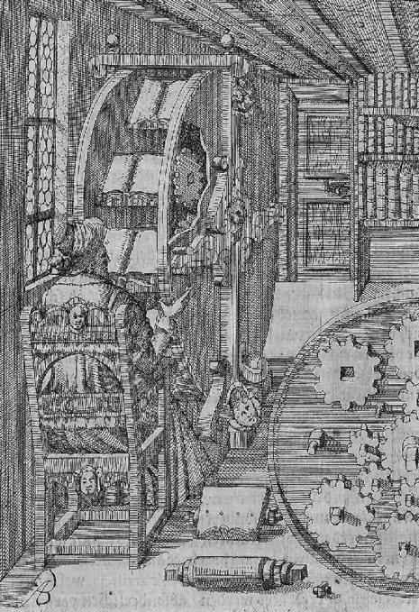 La 'rueda de libros', el e-book del renacimiento - 20minutos.es (blog) | Teatro de Siglo de Oro español en red | Scoop.it