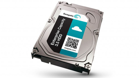 Seagate Ships World's First 8TB Hard Drives   Amazing Science   Scoop.it
