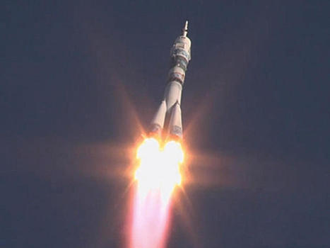 Rocket carrying Olympic torch blasts into space | AP HUMAN GEOGRAPHY DIGITAL  STUDY: MIKE BUSARELLO | Scoop.it