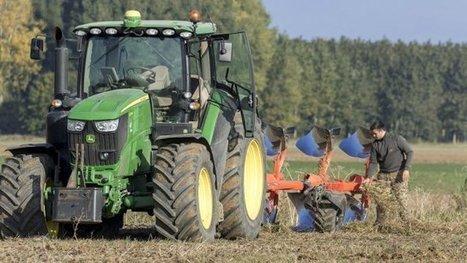 Un numéro de téléphone d'aide pour les agriculteurs mis en place dans la Marne - France 3 Champagne-Ardenne | L'actu agricole dans la Marne et la région | Scoop.it