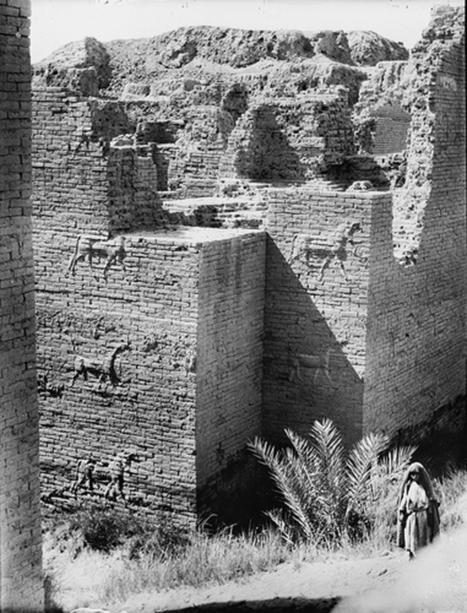 Ishtar Gate: Grand Entrance to Babylon - LiveScience.com | Mesopotamia | Scoop.it