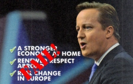 Tory Euro flier is a catalogue of failure | Welfare, Disability, Politics and People's Right's | Scoop.it