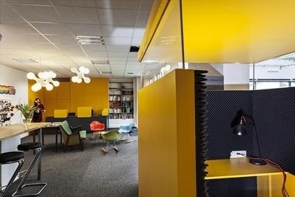 Les espaces de coworking, une tendance qui se confirme | Immobilier de bureaux : communication et marketing. | Scoop.it