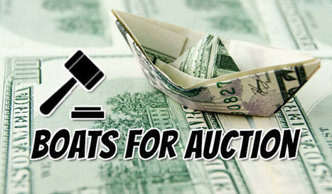 Steps To Buy a Boat in an Online Auction | Productivity-Tips | Scoop.it