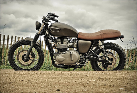 TRIUMPH SCRAMBLER | FCR - Grease n Gasoline | Auto Guide India | Scoop.it