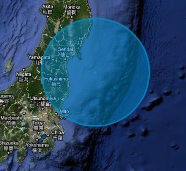 Nouveau séisme au large de Fukushima | FUKUSHIMA INFORMATIONS | Scoop.it