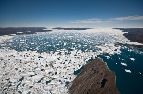 L'ONU alarmée par la fonte record des glaces de l'Arctique en 2012 | Curation ambulatoire 2.0 | Scoop.it